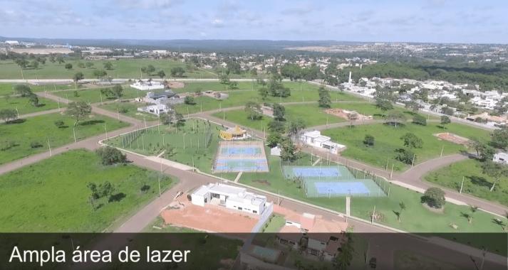 Condomínio do Bosque 2 vista aerea de lazer